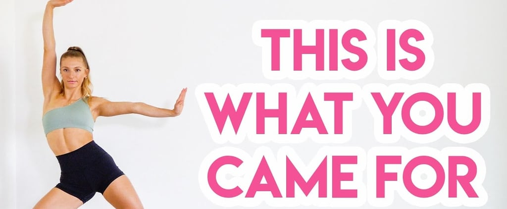 """4-Minute Dancer Arms Workout to """"This Is What You Came For"""""""