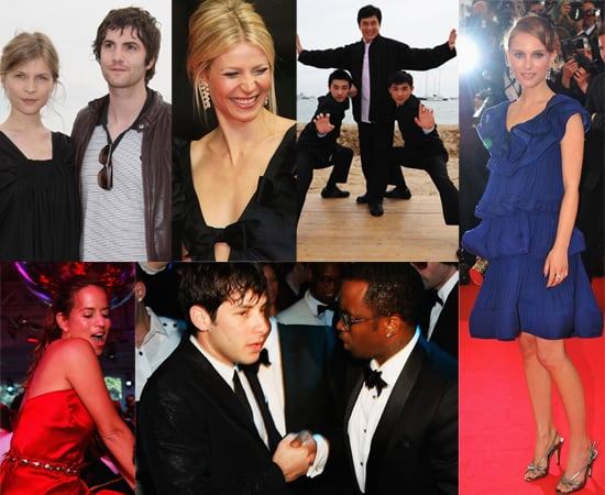 Gallery of Cannes Film Festival Including Two Lovers with Gwyneth Paltrow & Diddy, Heartless Photo Call with Jim Sturgess.