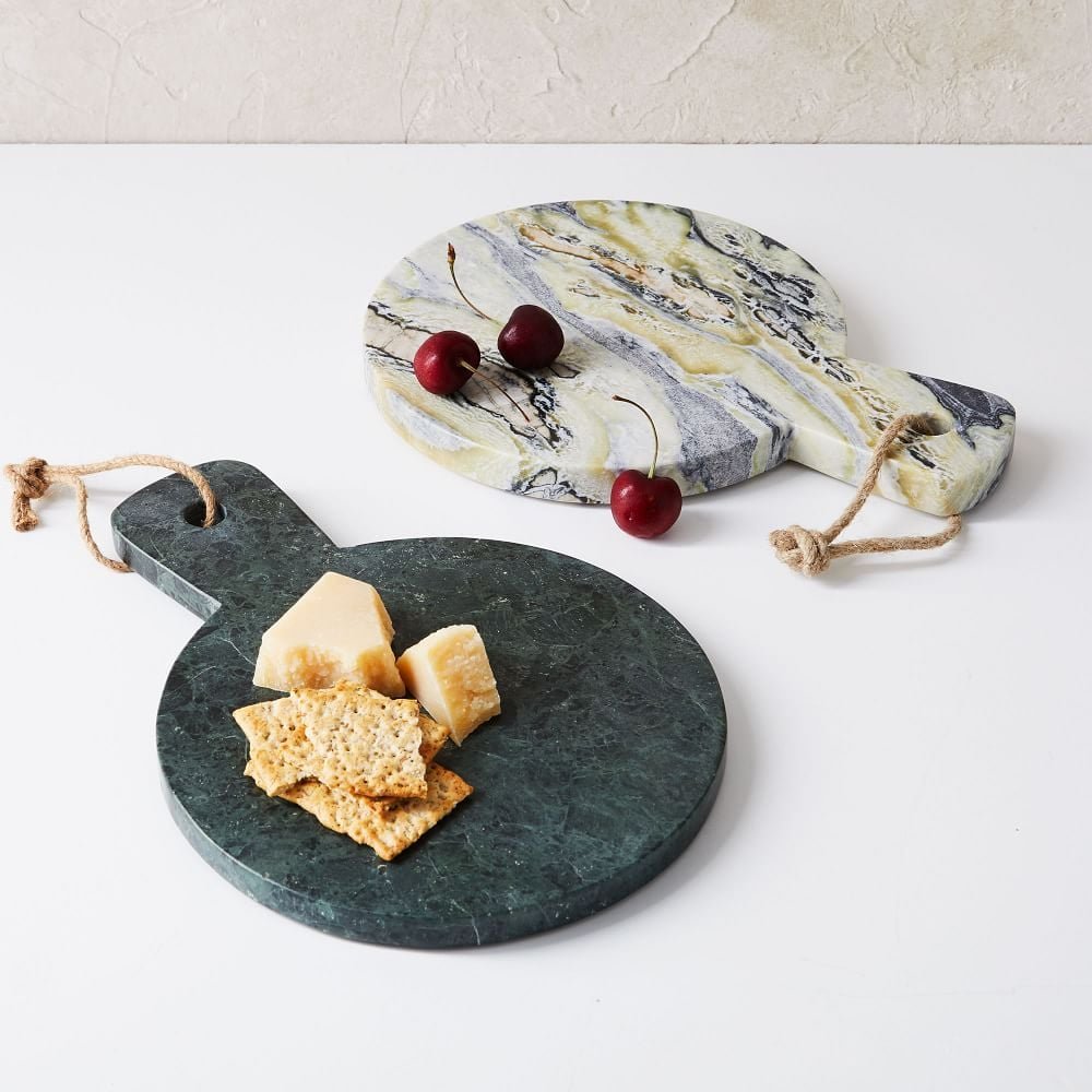 West Elm New Shapes Marble Board