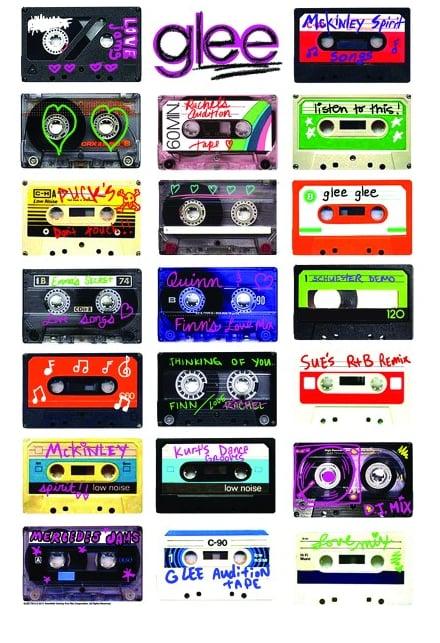 Cassette Tape Poster ($20)