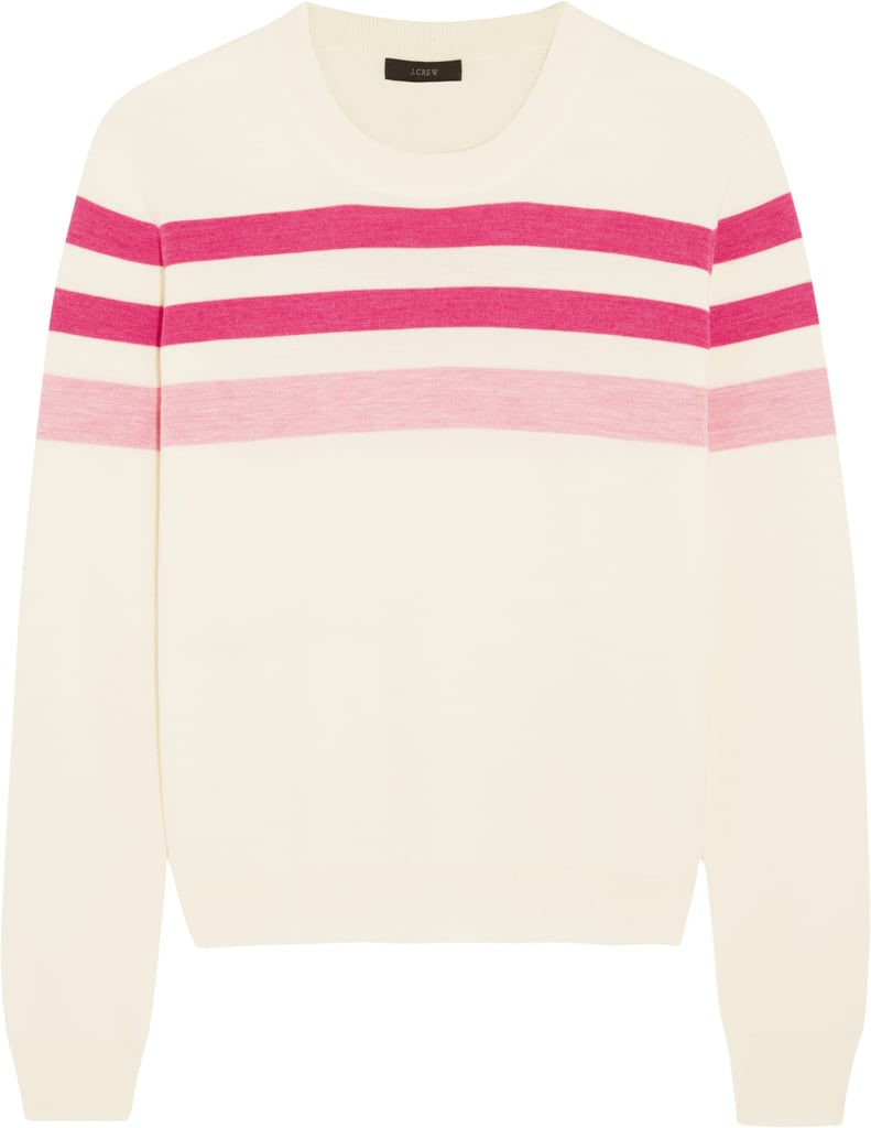 Striped Merino Wool Sweater ($100)