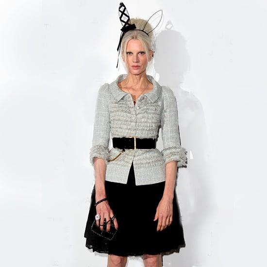 Best Dressed at Chanel's Little Black Jacket Exhibit in London