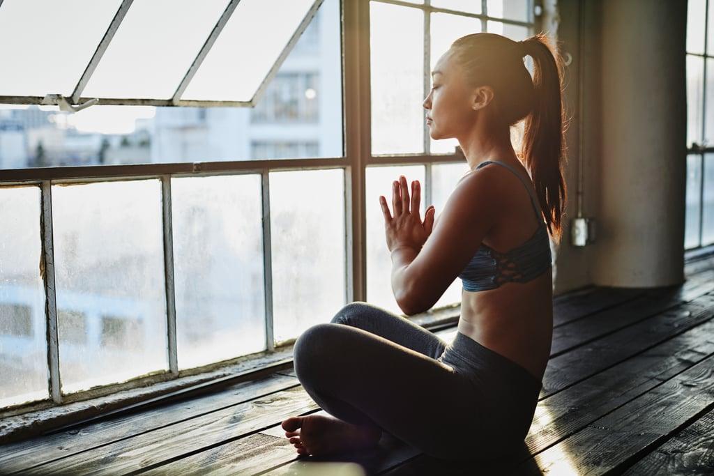 Take Up Meditation