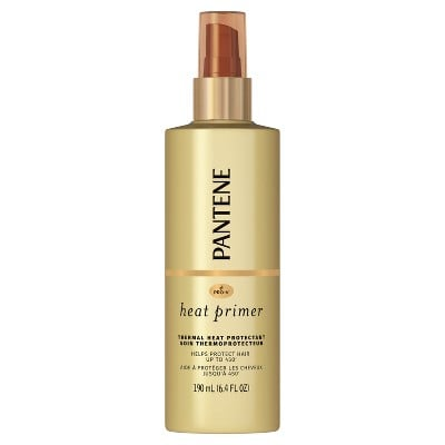 Pantene Pro-V Nutrient Boost Heat Primer Thermal Heat Protection Pre-Styling