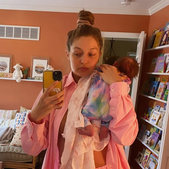 Gigi Hadid Shares Photos of Khai For First Mother's Day