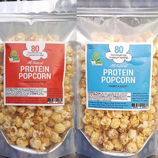 Protein Popcorn From You Fresh Naturals