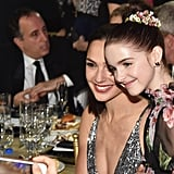 Pictured: Gal Gadot and Mckenna Grace