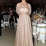 Karlie Kloss's Dior Gown November 2018