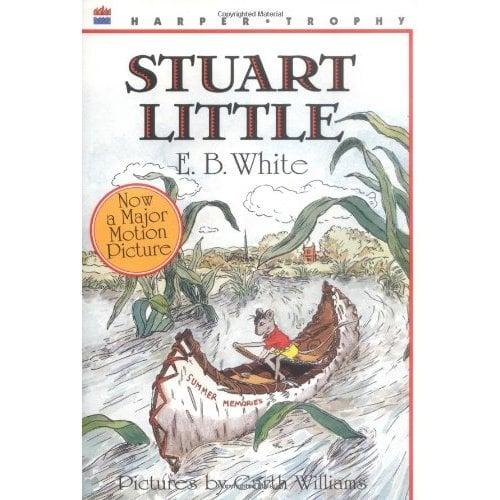 Age 8: Stuart Little