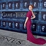 Sophie Turner at the Game of Thrones Season 6 Premiere in 2016
