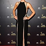 Rachael cut a slick figure at the 2012 AACTA Awards in Sydney in Jan. 2012.