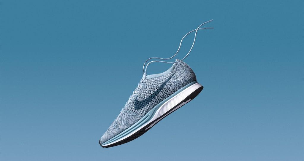 free shipping 71ecb e7dcf Nike Flyknit Racer Blueberry