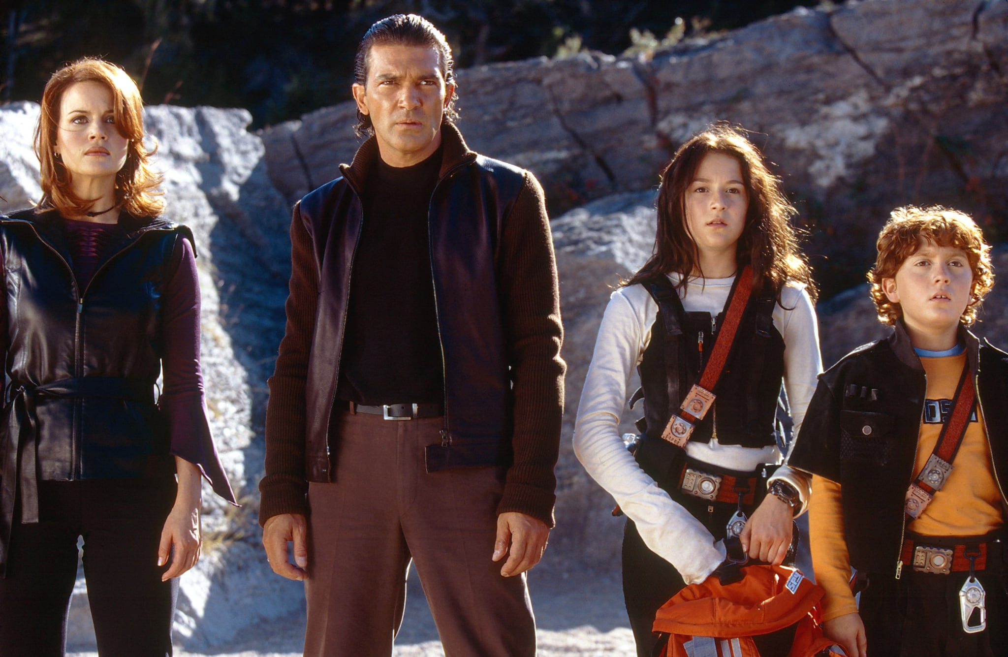 Spy Kids 2: The Island of Lost Dreams | All of the New Kids ...