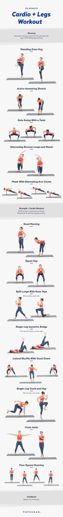 No-Run Cardio
