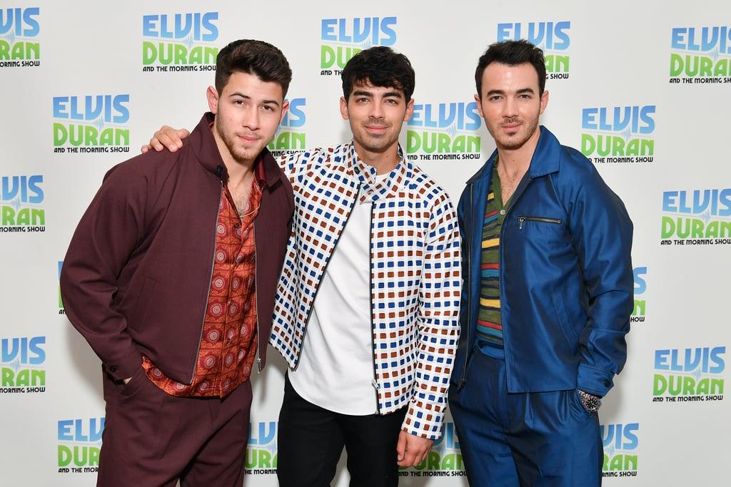 The Jonas Brothers on Elvis Duran