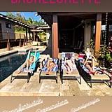 Lea Michele Bachelorette Party Pictures