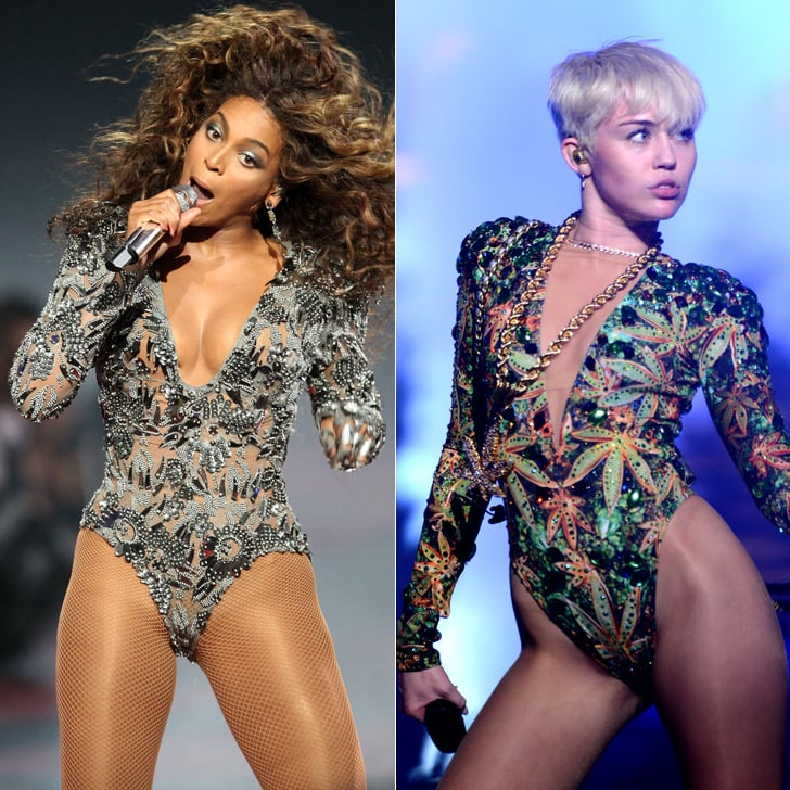 Onstage Leotards | How Beyonce Influenced Style