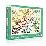 Jim Golden Barrettes - 1000 Piece Jigsaw Puzzle