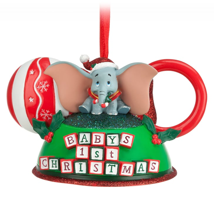 Dumbo Baby S First Christmas Ear Hat Ornament 25