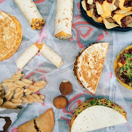 Taco Bell's $1 Menu Pictures