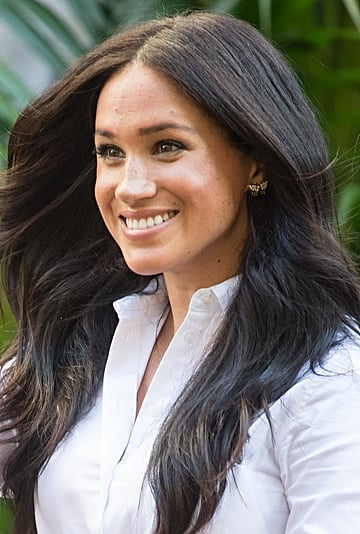 Meghan Markle's Royal Hairstylist Talks About Their Bond