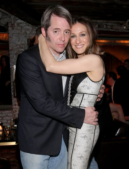 Sarah Jessica Parker's Surrogate's Safety Compromised