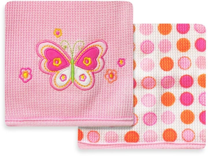 Butterfly Thermal Receiving Blankets