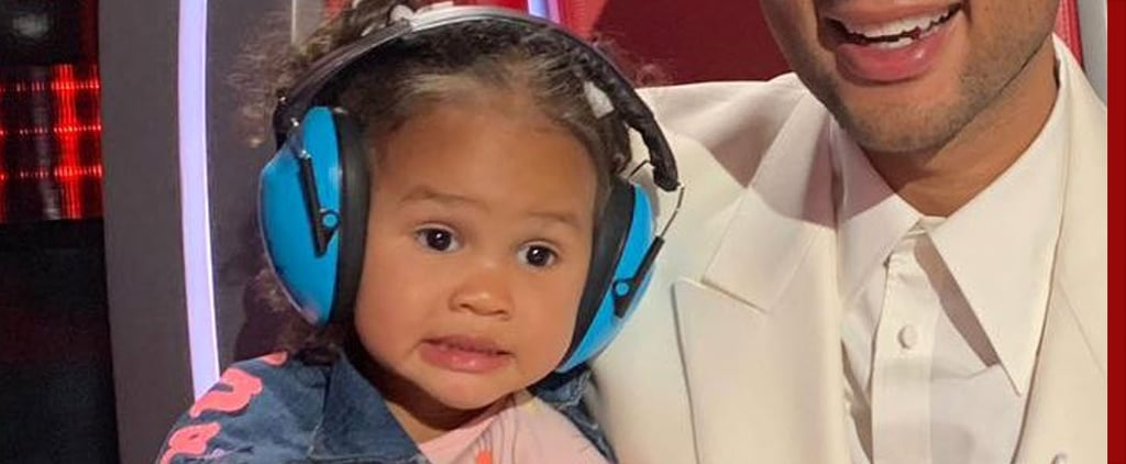 Chrissy Teigen's Luna Crying Face Instagram Photo 20191
