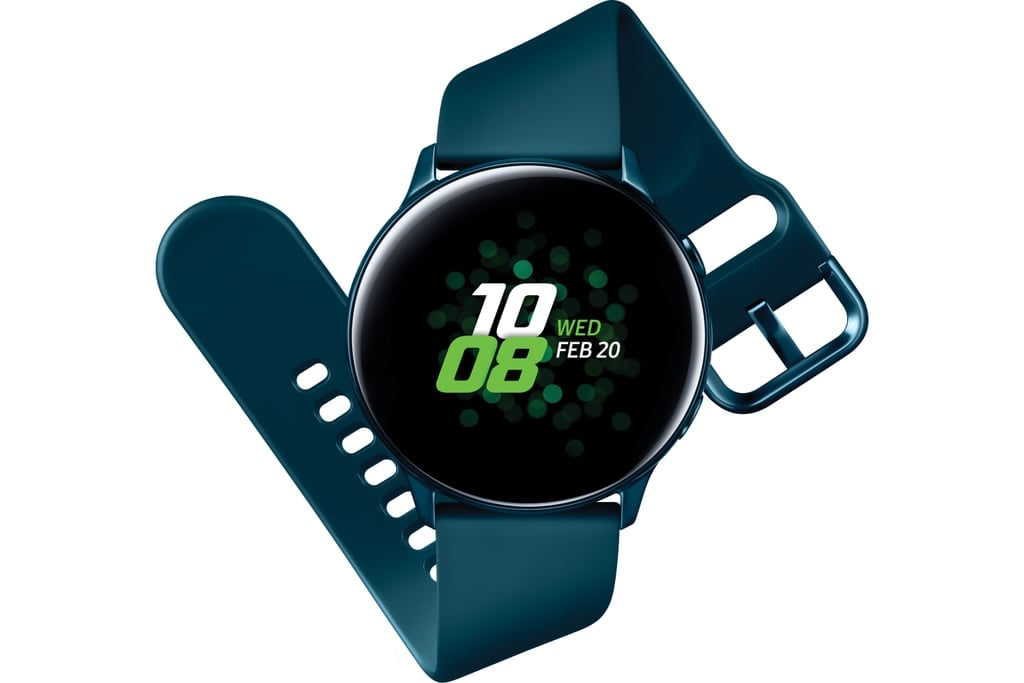 Samsung Galaxy Watch Active (40mm) Green