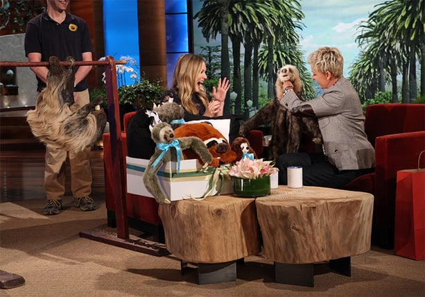The Best Baby Shower Guest: Ellen DeGeneres