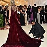 Priyanka Chopra Met Gala Dress 2018