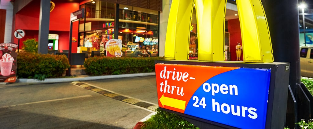 This McDonald's Tests a Hilarious New Pickup Option That We All Need