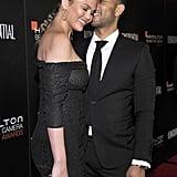 Chrissy Teigen and John Legend on Red Carpet November 2016