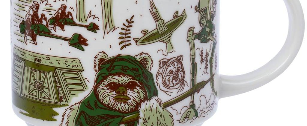 Shop Starbucks's Star Wars Mugs From Disney 2021