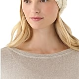 Going with our Winter white obsession, we couldn't deny this luxe cashmere Eugenia Kim slouchy beanie ($154) its place on our gift guide lineup.