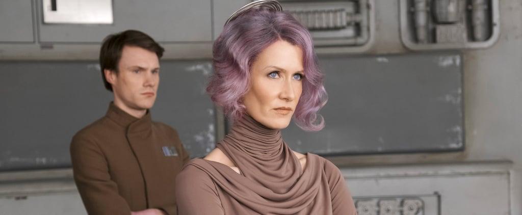 No Sound in Star Wars The Last Jedi Scene