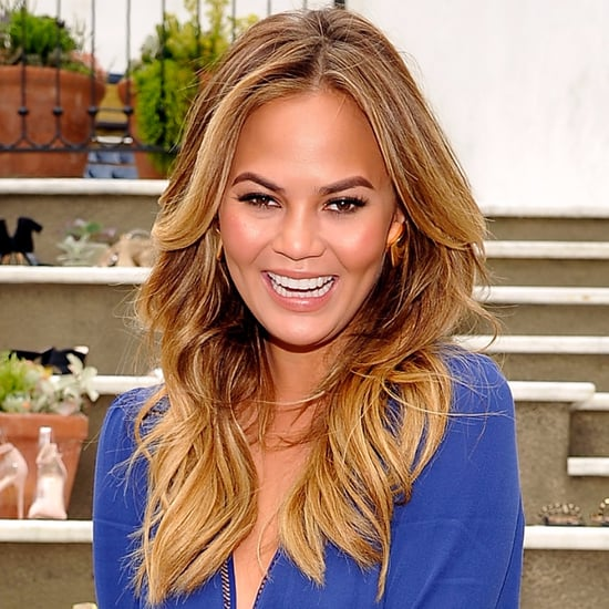 Chrissy Teigen Beauty Interview