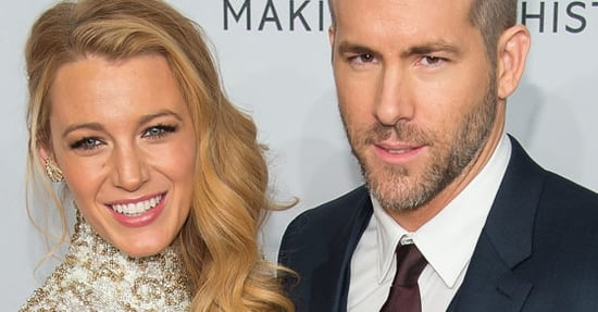 Blake Lively And Ryan Reynolds Welcome Baby No. 2