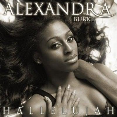 "Alexandra Burke's ""Hallelujah"" is Christmas Number One!"
