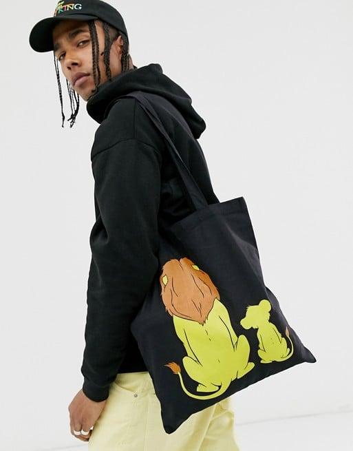 Disney The Lion King x ASOS Design Unisex Tote Bag
