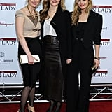 Mamie, Grace, and Louisa Gummer