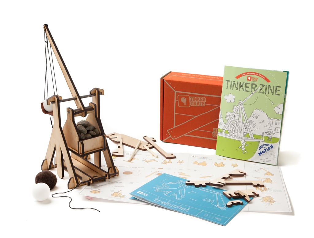 Tinker Crate Subscription