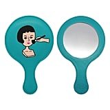 Ooh La La Makeover Hand Mirror