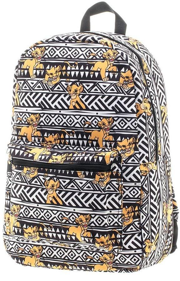 The Lion King Simba Backpack