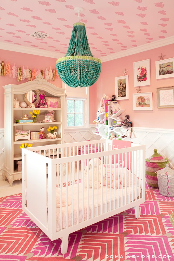 Penelope Disick's Sweet and Sophisticated Nursery