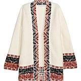 H&M Jacquard Knit Cardigan ($20)