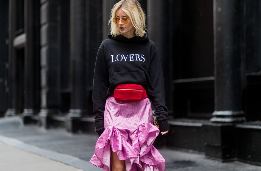 Accessorize With a Velvet Fanny Pack
