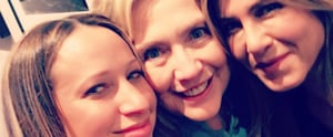 Hillary Clinton Is Already the President of Star-Studded Selfies
