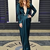 Amy Adams at the 2019 Vanity Fair Oscars Party