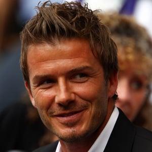 David Beckham Designs Menswear for Victoria's Clothing Label